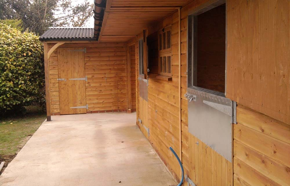 Rubber Matting For Horse Stables The Benefits For Horses